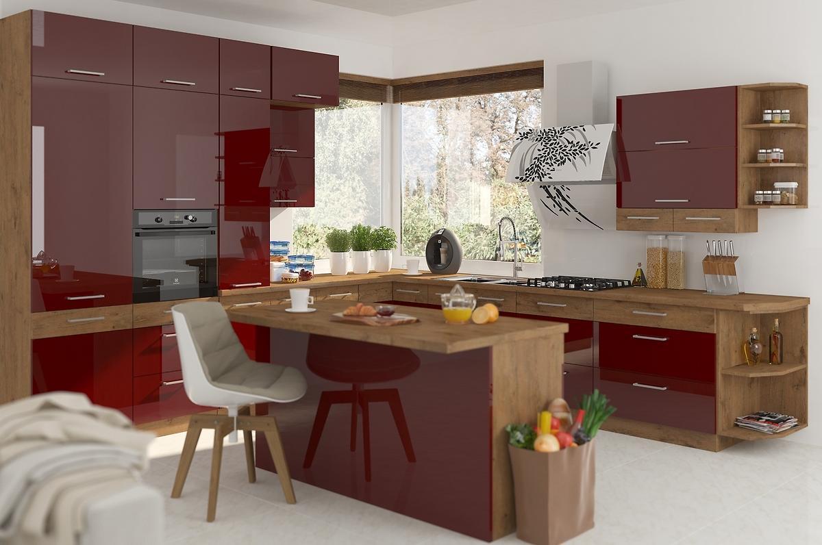 561d0710dfb1 Nábytek do kuchyně Vigo Bordo   Inspirace   BAUMAX.CZ - online hobby  market. Nízké ceny každý den!