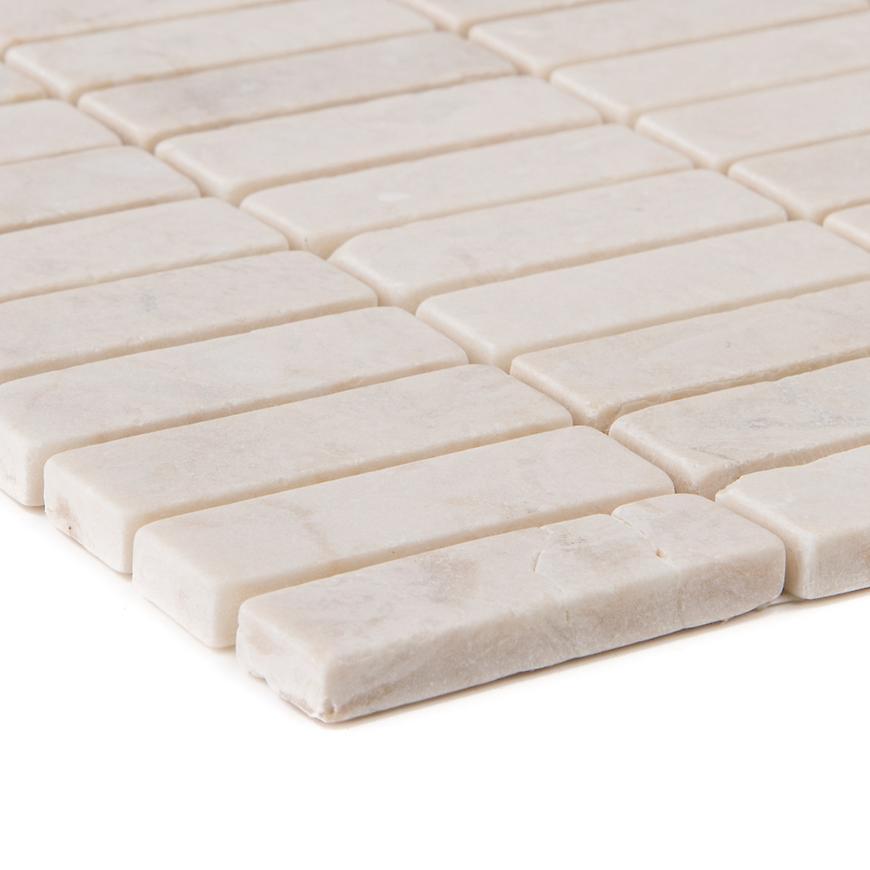 Mozaika Travertin atlas beige parallel 56125 30,5x30,5