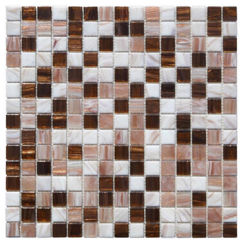 Mozaika perlmutt kupfer beige 66377 32,7x32,7x0,4