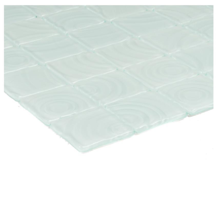 Mozaik Curve white 74488 30x30x0,5