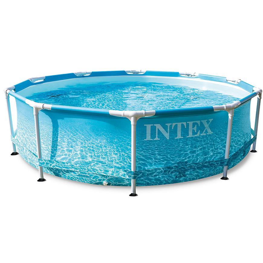 Bazén Florida 3,05x0,76 m bez filtrace - motiv BEACHSIDE