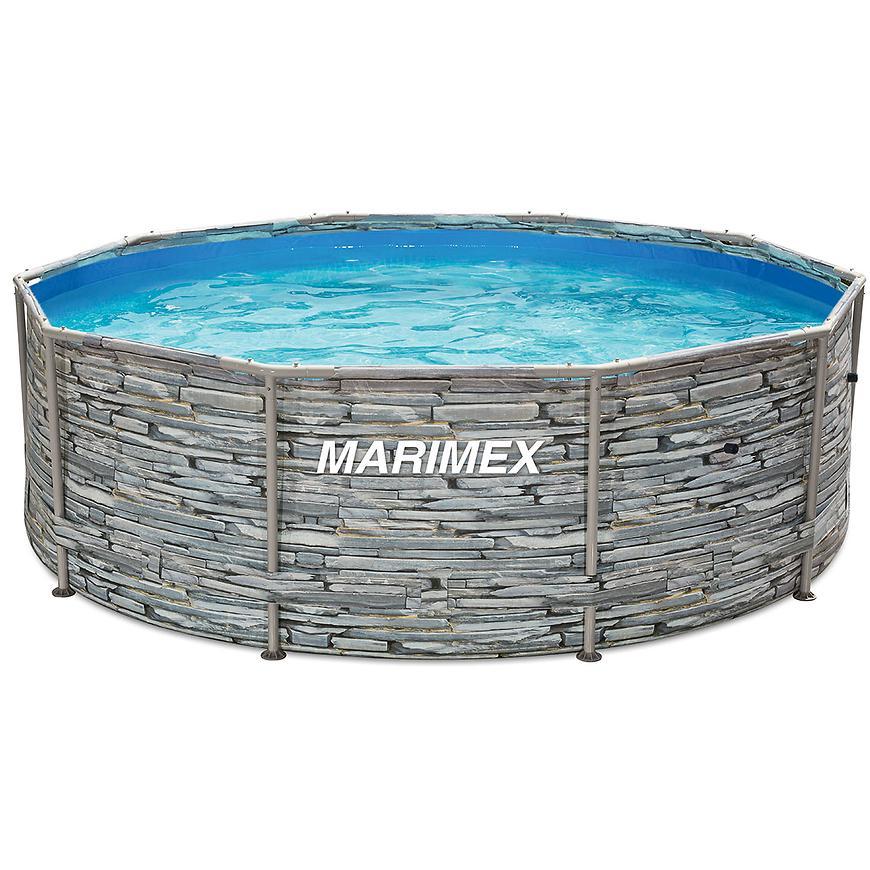 Bazén Florida 3,66x1,22 m bez příslušenství - kámen