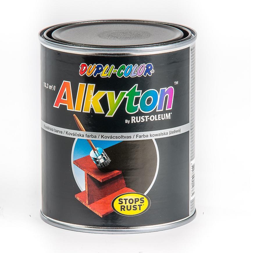 Alkyton kovářská černá 750ml