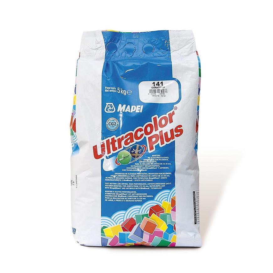 Spárovací hmota Mapei Ultracolor Plus 5 kg 113 cementovì šedá
