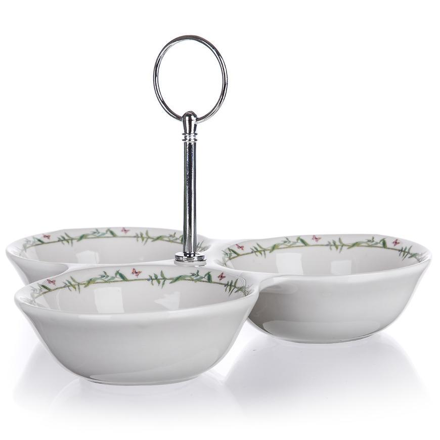 Salátová miska porcelánová Spring 60334938