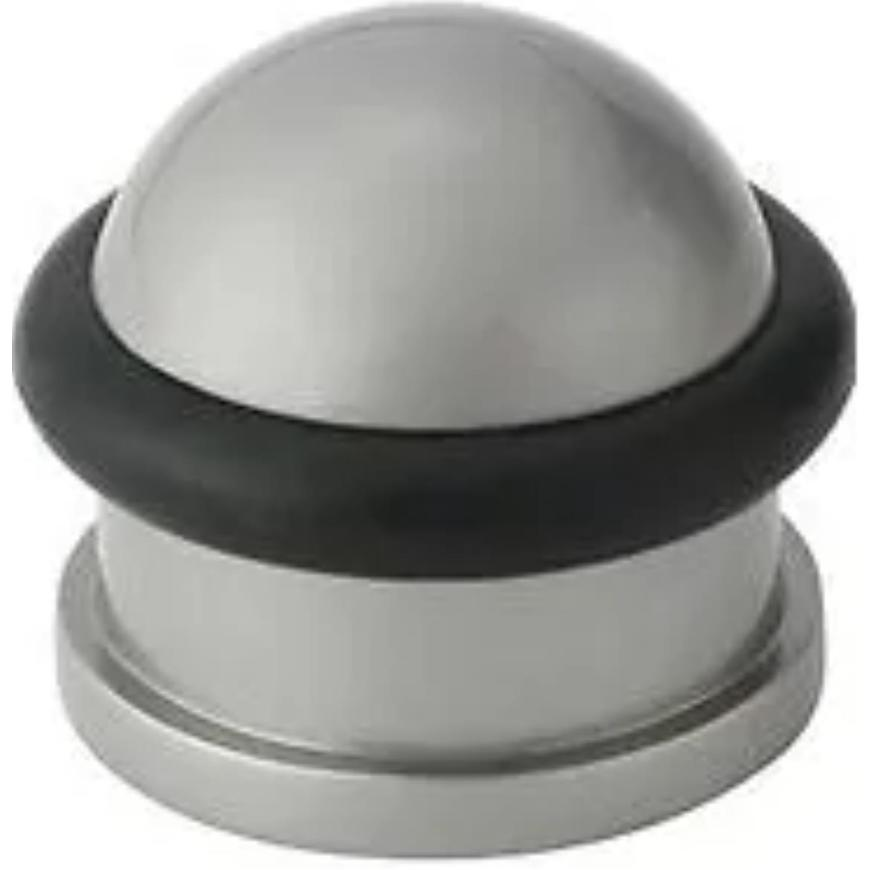 Dveřní zarážka M38 nikl perla