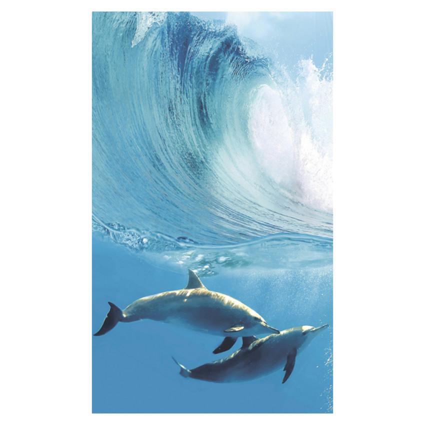 Dekor delfíni A - sada 100/60