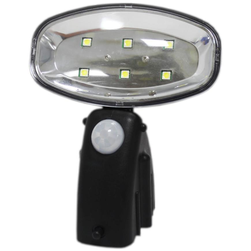 Solární reflektor LED s pohybovým čidlem TR 604