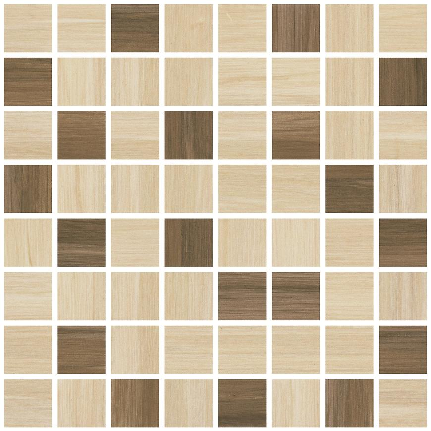 Mozaika Leti mix 25x25