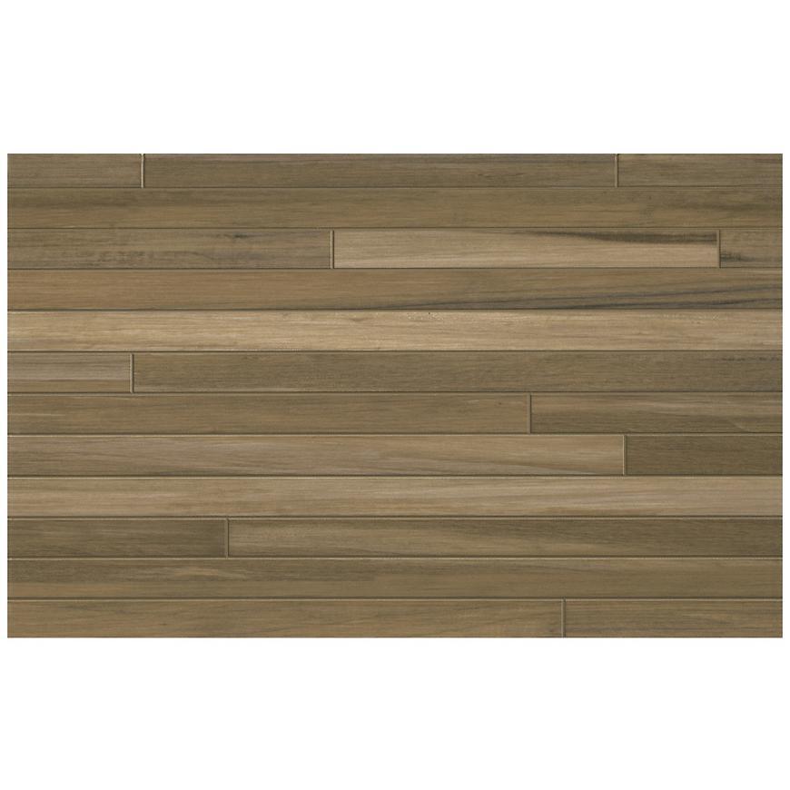 Nástěnný obklad Leti PS 207 brown stripes 25X40