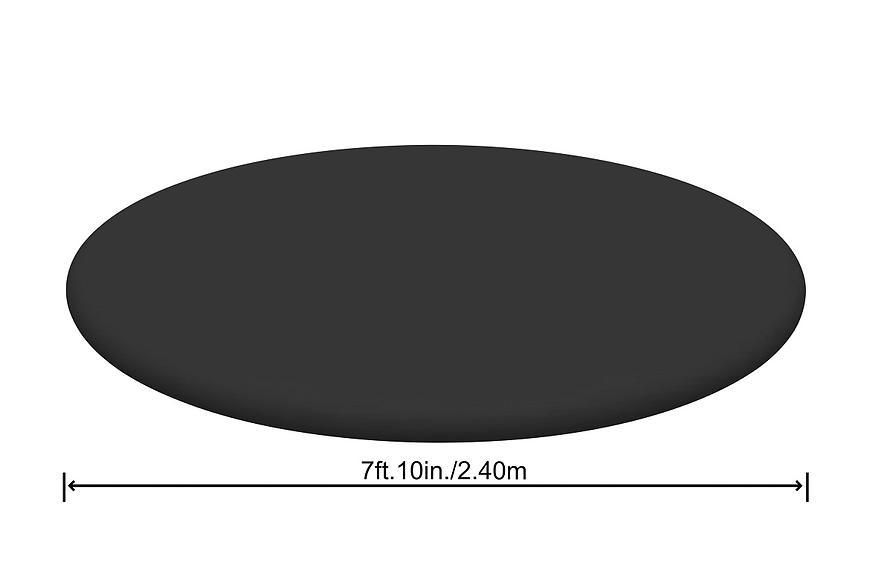 Krycí plachta pro bazéy 2,44 m 58032