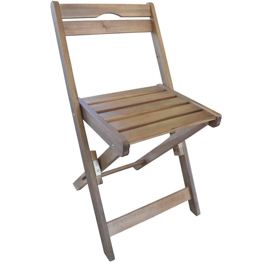 Židle dřevěná
