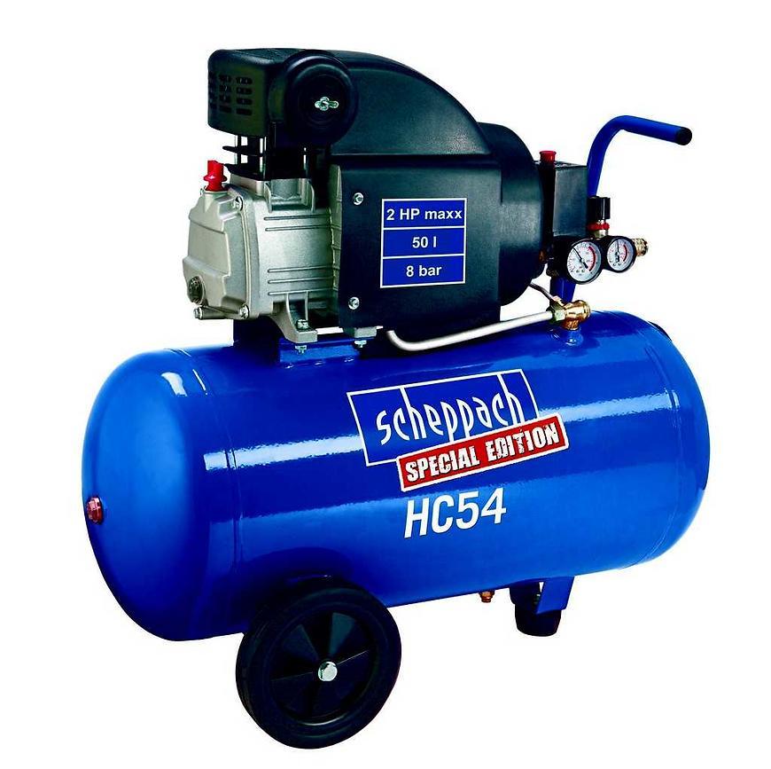Kompresor olejový hc 54