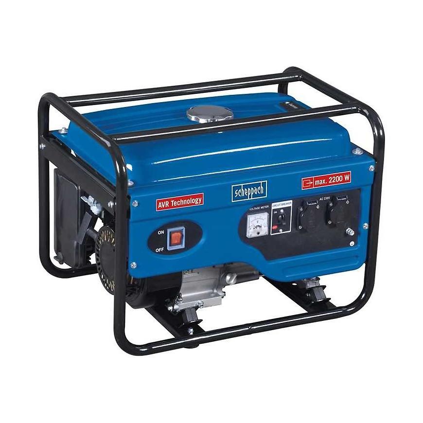 Benzínový generátor sg 2600