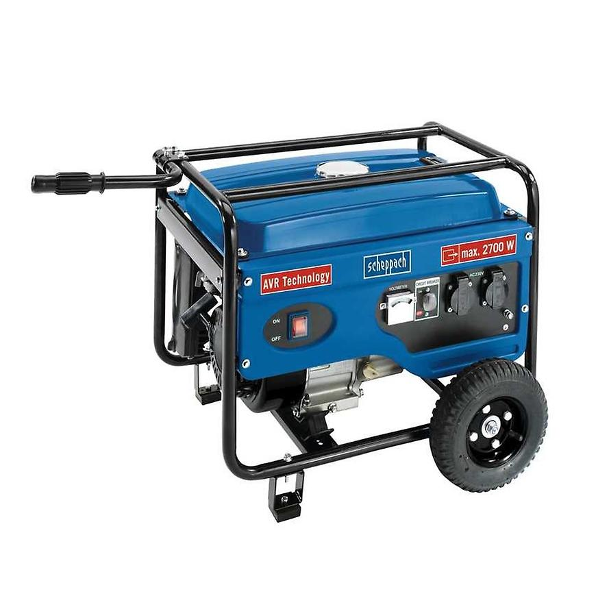 Benzínový generátor sg 3100