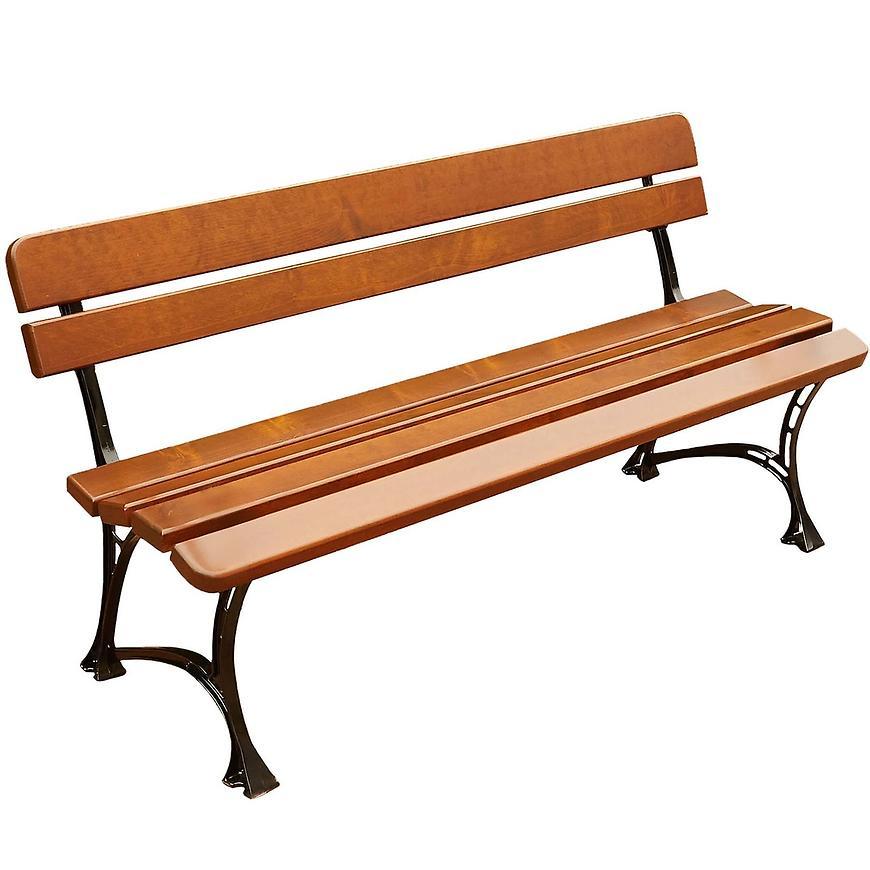 Královská zahradní lavička cypřiš