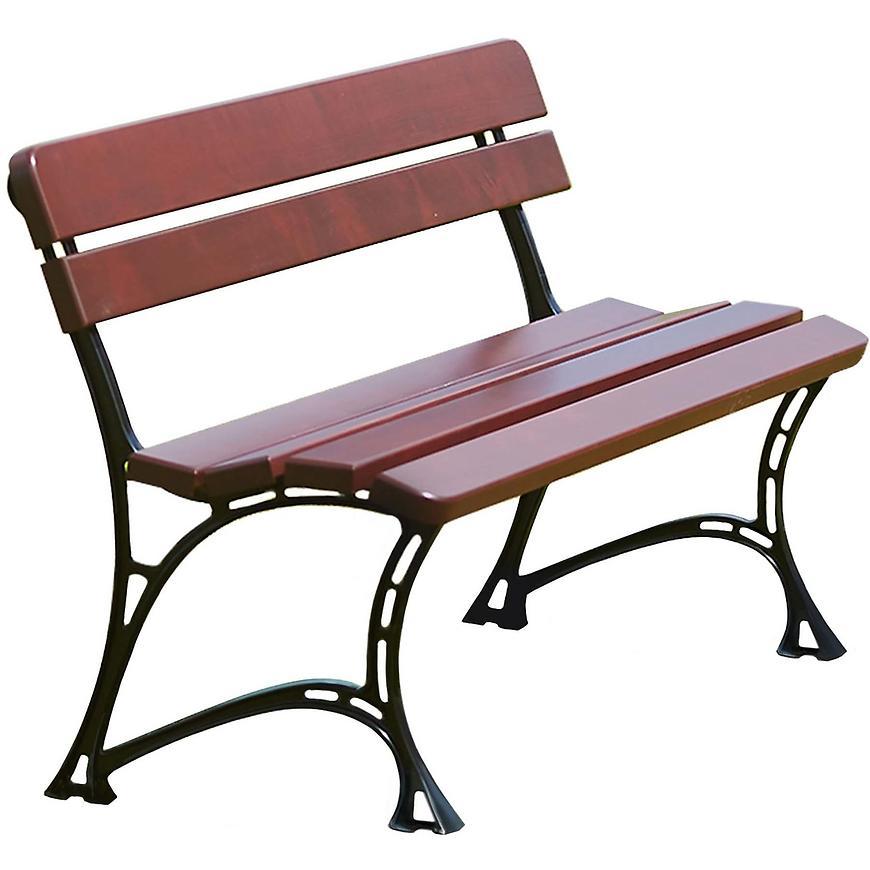Královská zahradní lavička třešeň