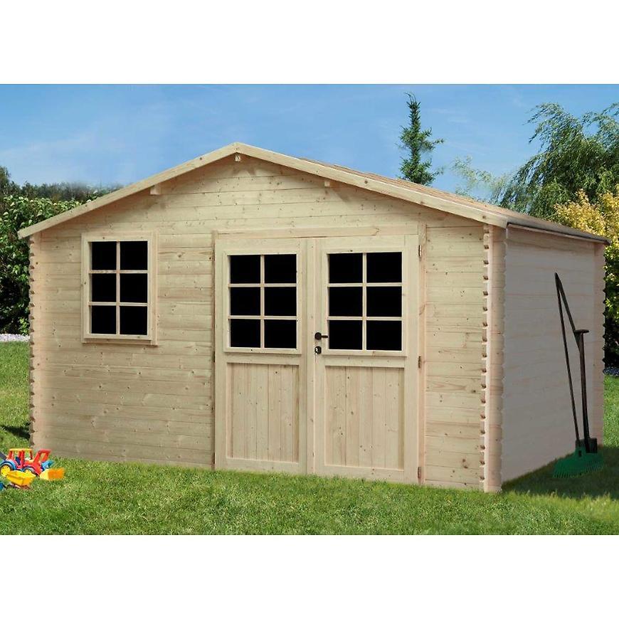 Zahradní domek 400x400