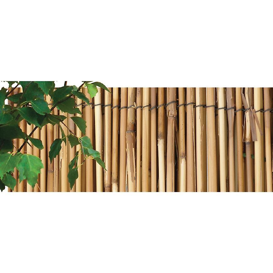 Rohož rákos káva 2x5m