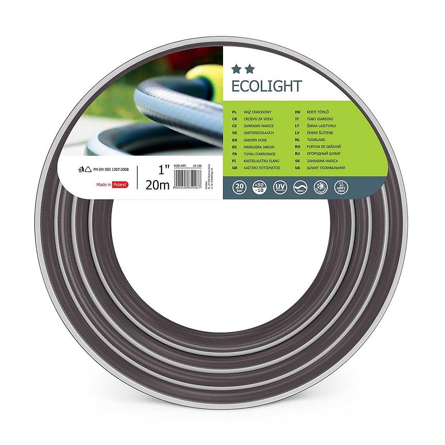 Hadice Ecolight 1 20mb 10-180