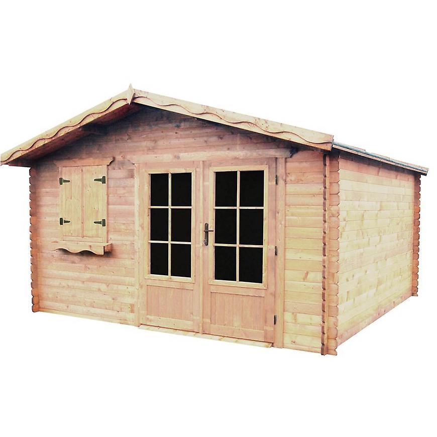 Zahradní domek Premium 4 x 4 m