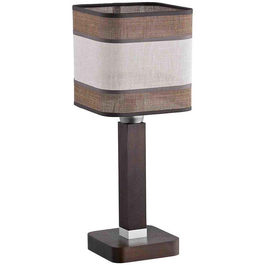 Stolní lampa Ibis venge 117 lb1