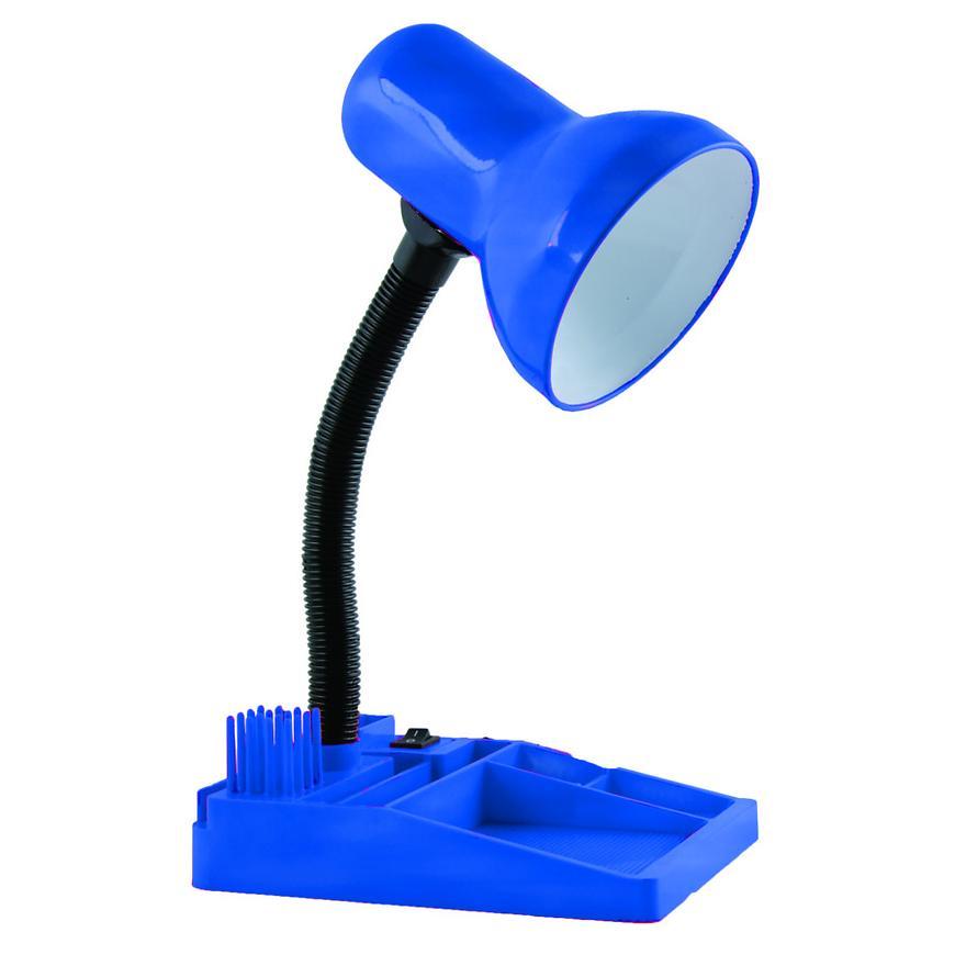 Stolní lampa 005 modrá
