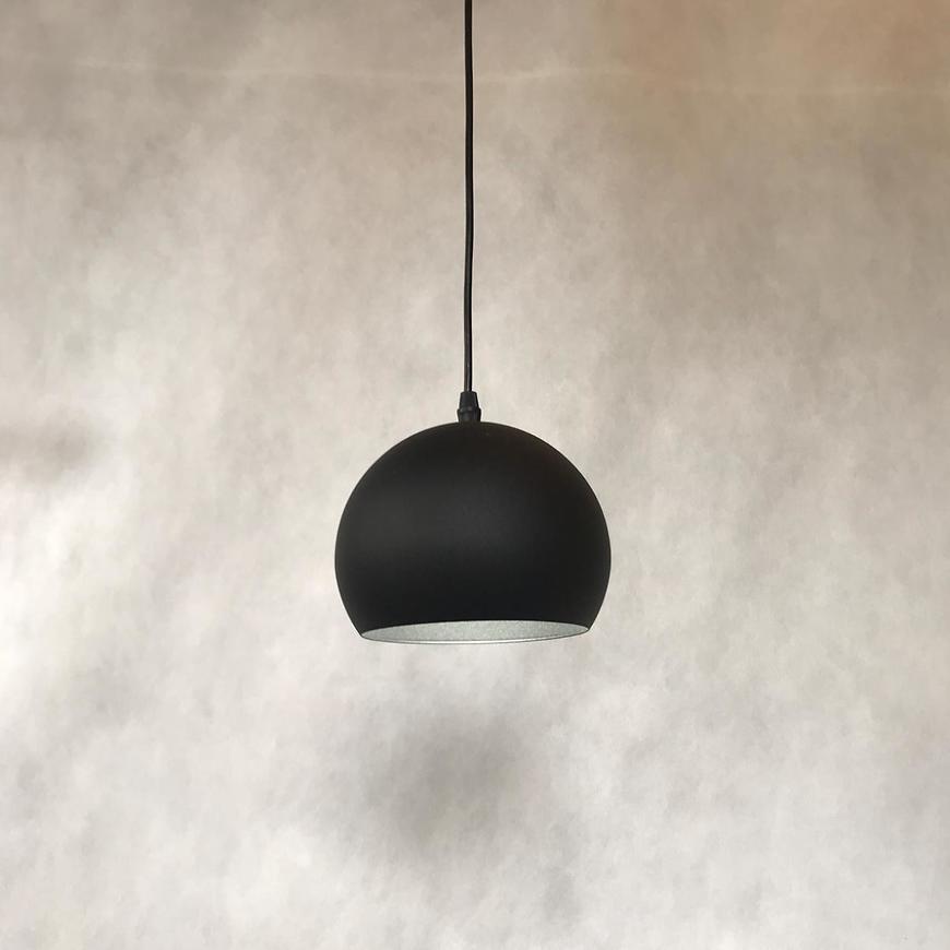 Závěsné svítidlo Sfera 1236 lw1 černé
