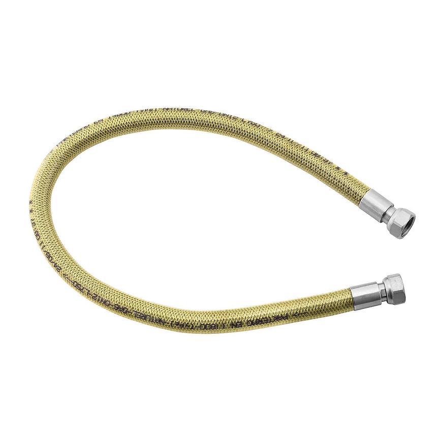 "Plynová hadice 1/2"" 1,0 m PVC"