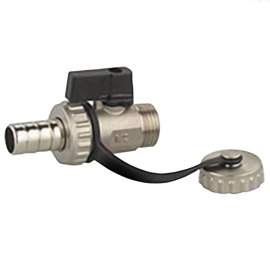 """Kulový ventil výpustný 1/2"""" standard"""