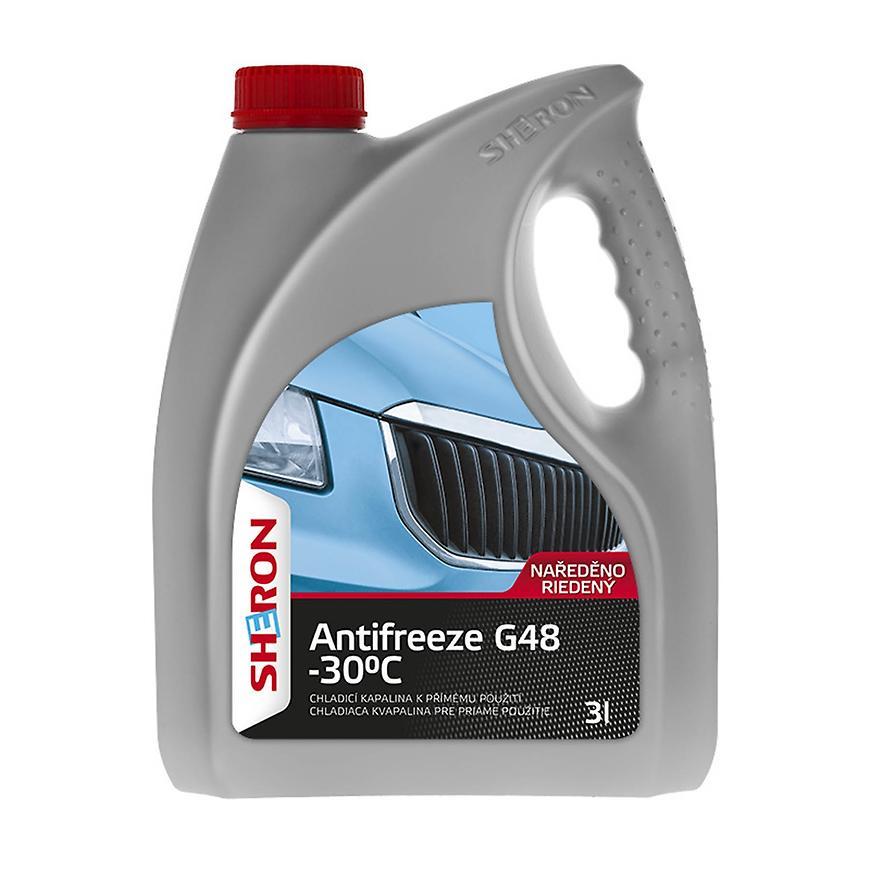 Sheron antifreeze G48 -30°C 3 l