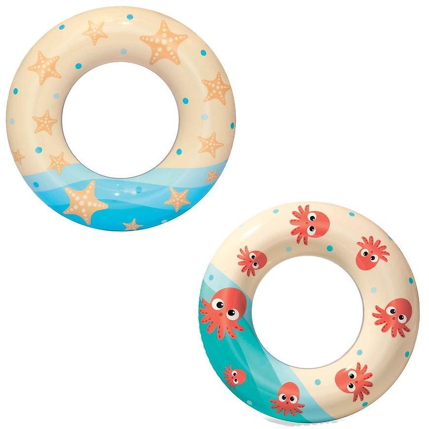 Malý plavecký kruh 61cm 36014