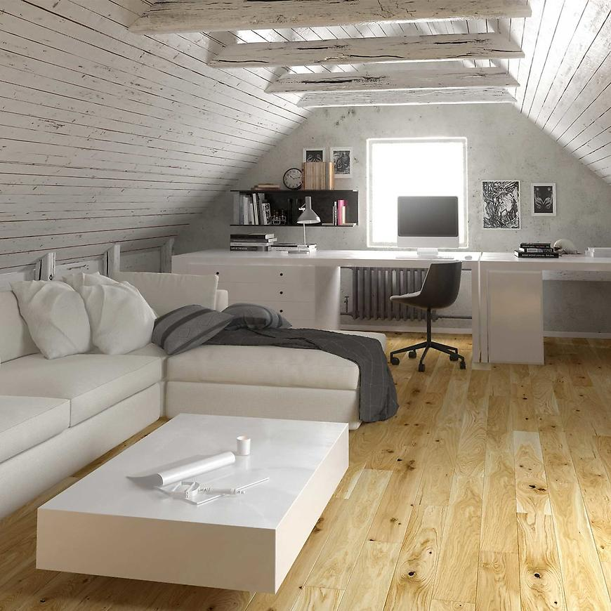 Dřevěná podlaha dub Various 1L.130.