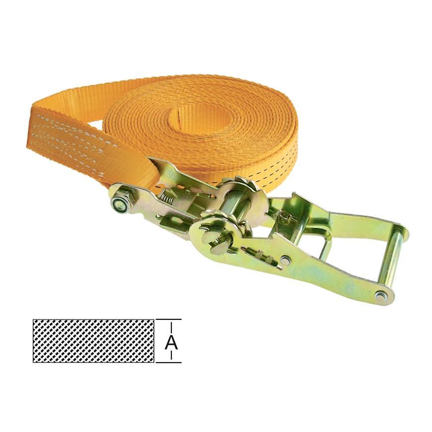 Upínací pás 35mm/8m s ráčnou
