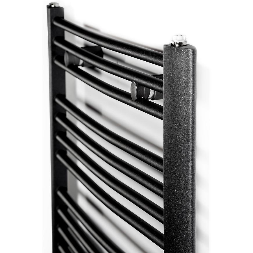 Radiátor Trapezo 996/600 grafit 511 W