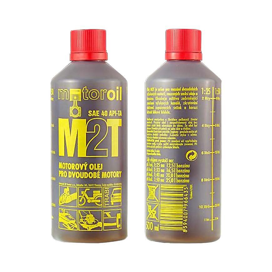 Motorový olej m2t 500 ml