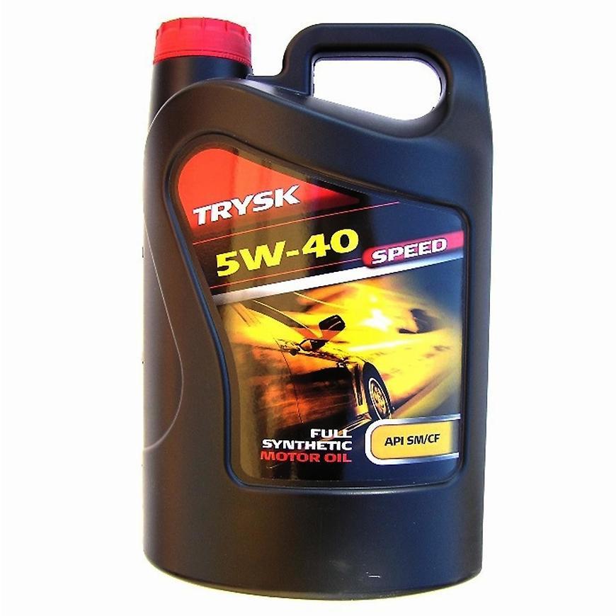 Trysk Speed 5W-40 4 l