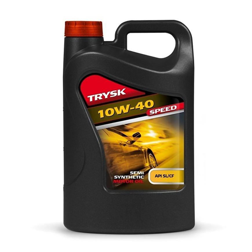 Trysk Speed 10W-40 4 l