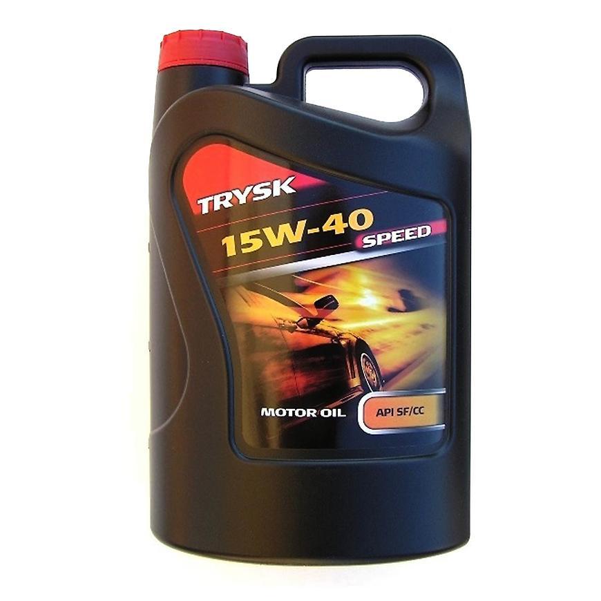 Trysk Speed 15W-40 4 l