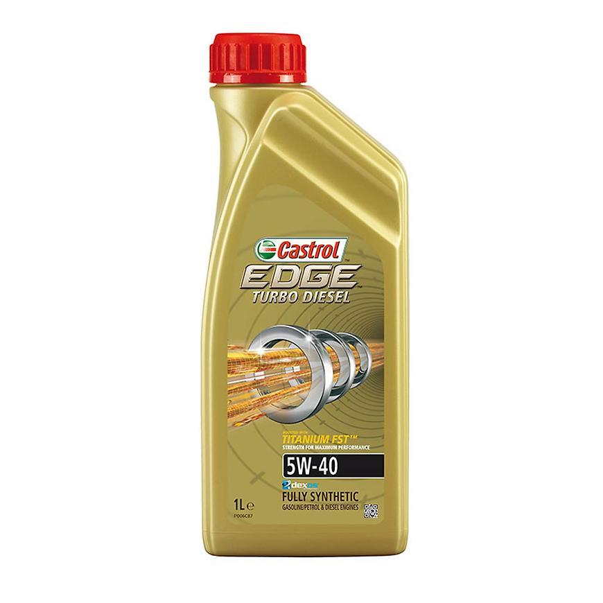 Castrol Edge 5W-40 TD 1 l