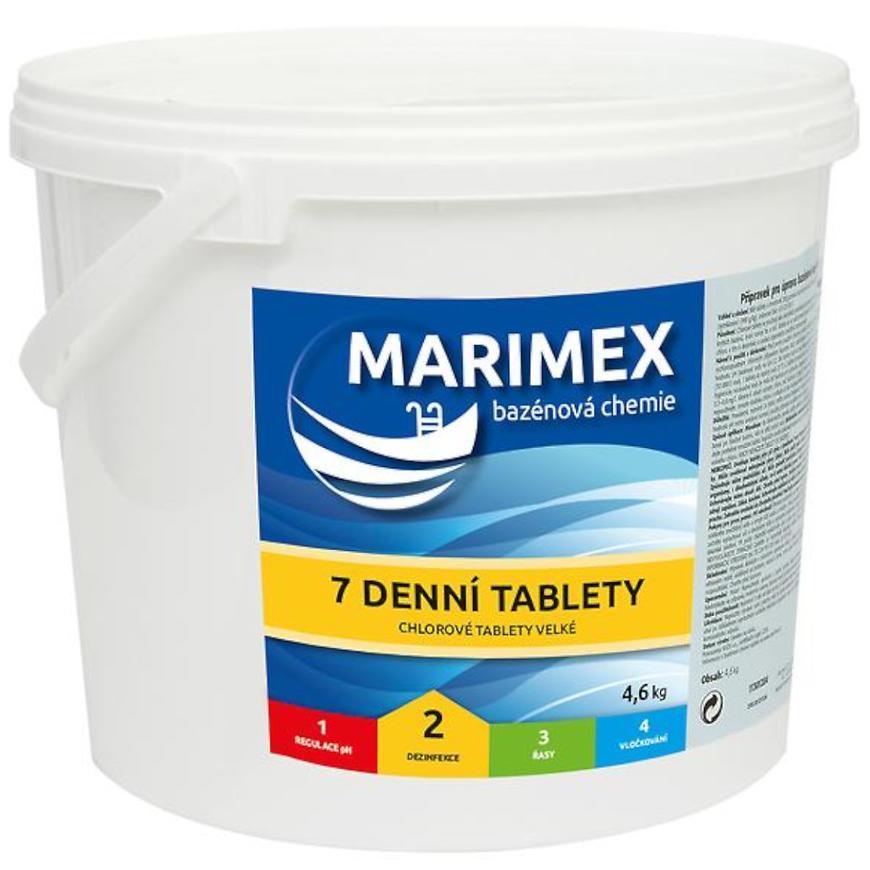 Aquamar 7d tabs 4,6 kg