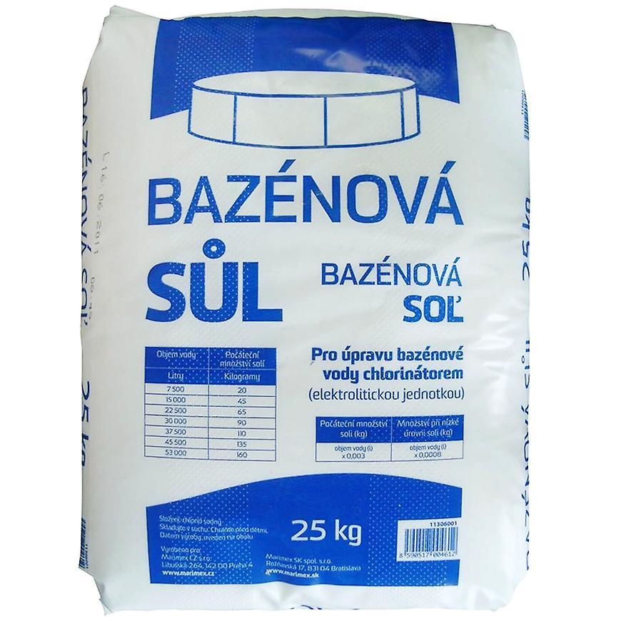 Sůl bazénová 25 kg