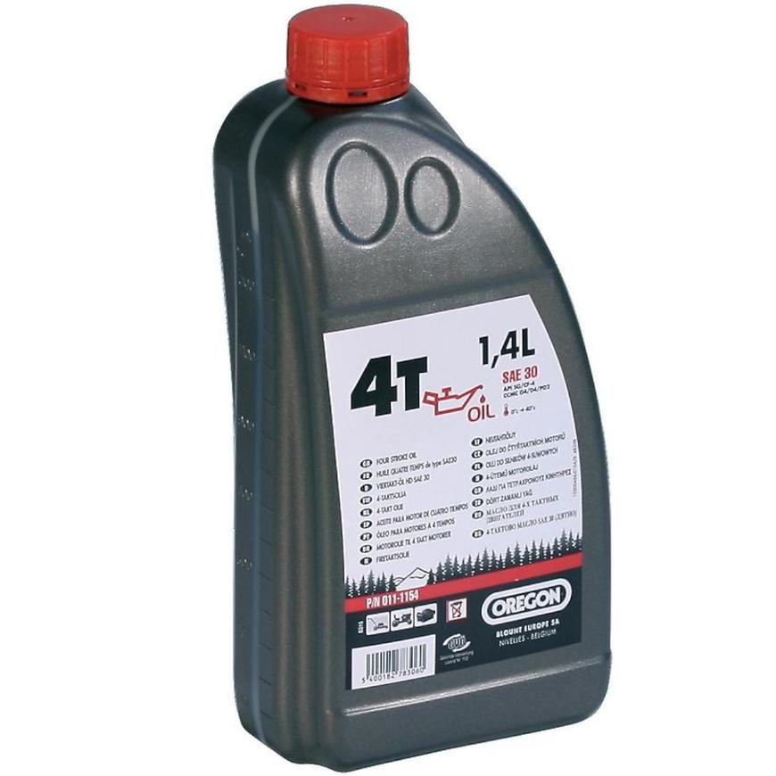 Motorový olej 4T