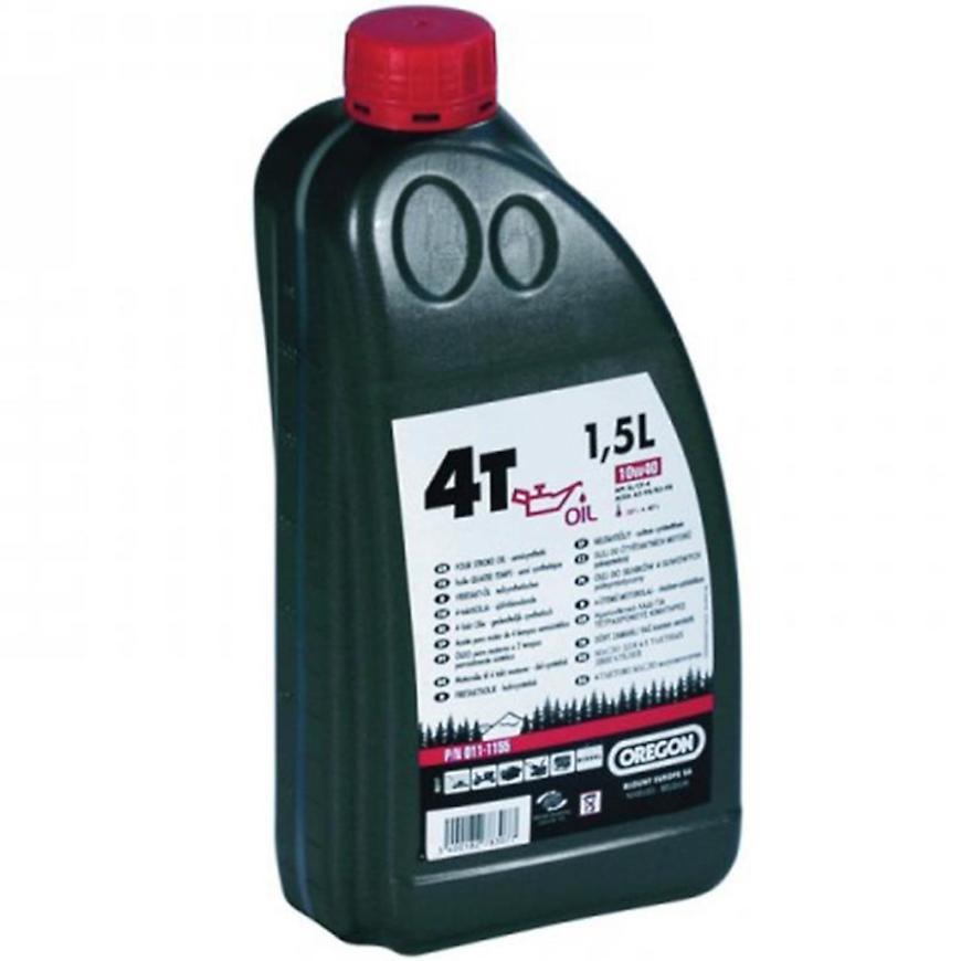 Polosyntetický olej 4T 10W-40