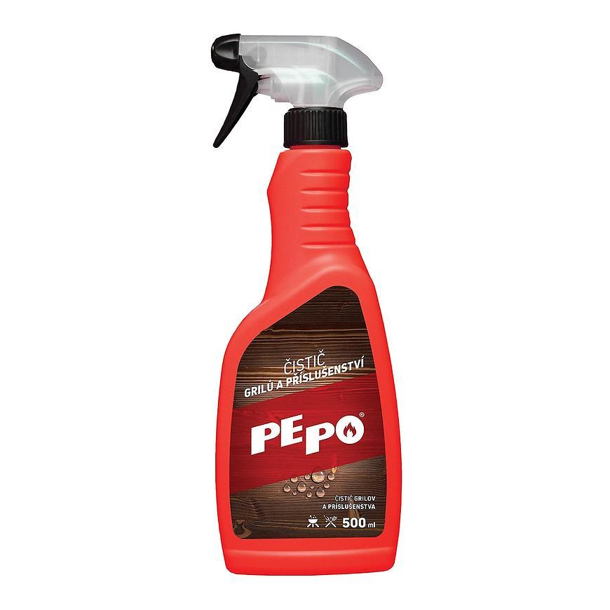 PE-PO čistič grilů 500 ml