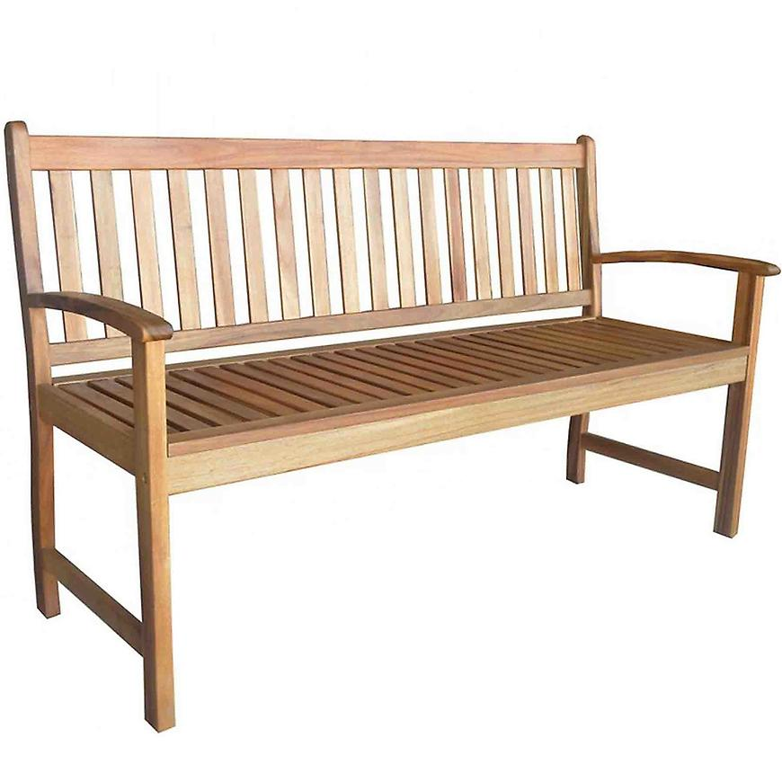 Dřevěná lavička trojka b174t