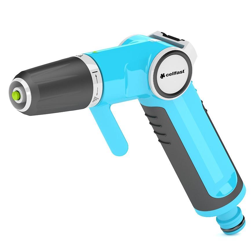 Pistolový zavlažovač  jednoduchý ergo 53-320