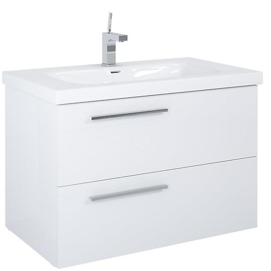 Skříňka Royal 90 2S white DSM