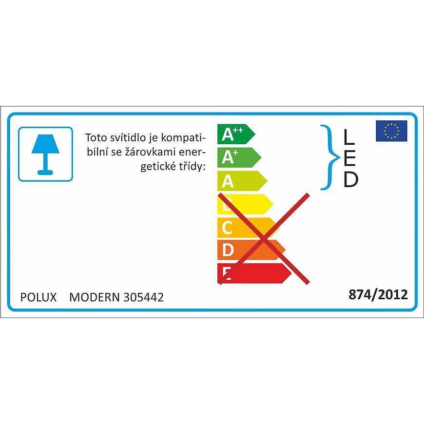 Závěsné svítidlo Modern 1A 305442 LW1