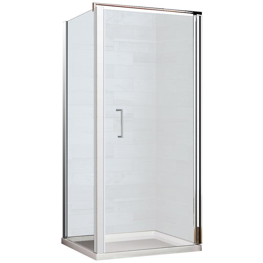 Sprchový kout čtvercový Atena 90x90x190
